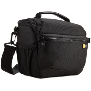 CASE LOGIC BRCS-103 Black Bryker Camera Case DSLR large 3203658