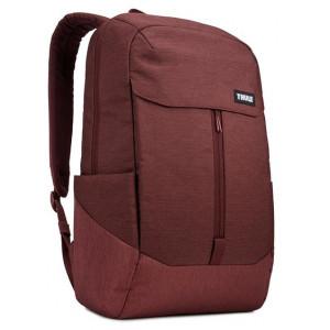 THULE TLBP-116 Dark Burgundy Lithos Backpack 20L TLBP-116 DARK BURGUNDY