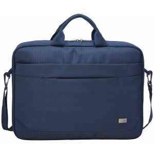 CASE LOGIC ADVA-116 DARK BLUE Advantage Laptop Attache 15.6 3203989