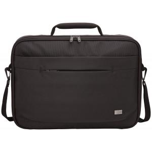 CASE LOGIC ADVB-116 BLACK Advantage Laptop Clamshell Bag 15.6 3203990
