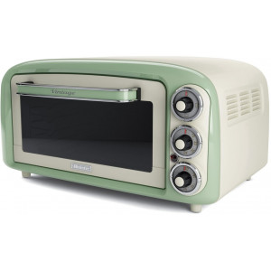 ARIETE 0979/04 Vintage Electric Oven 18L GREEN 00C097904AR0