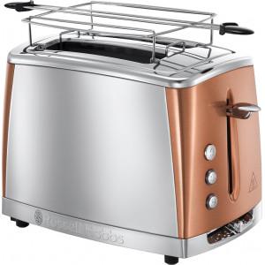 RH 24290-56 Luna Copper Accents Toaster 23609036001