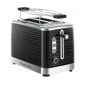 RH 24371-56 Inspire Black Toaster 23681036002
