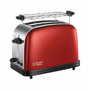 RH 23330-56 Colours Plus Flame Red Toaster 23385036002