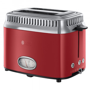 RH 21680-56 Retro Ribbon Red Toaster 23370036001