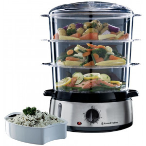 ΑΤΜΟΜΑΓΕΙΡΑΣ Russell Hobbs RH 19270-56 Cook @ Home Food Steamer 20914036002
