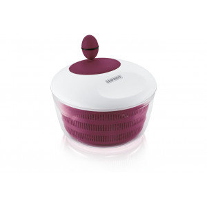 LEIFHEIT 23077 SALAD SPINNER COLOUR EDITION RUBY RED 23077