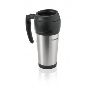 LEIFHEIT 25769 INSULATION MUG BLACK 25769