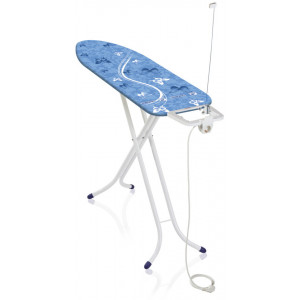LEIFHEIT 72586 IRONING BOARD AIRBOARD M COMPACT PLUS BLUE 72586