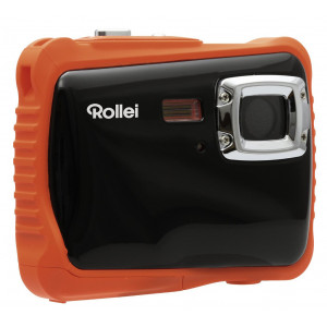 Rollei 10057 Sportsline 65 Orange Black