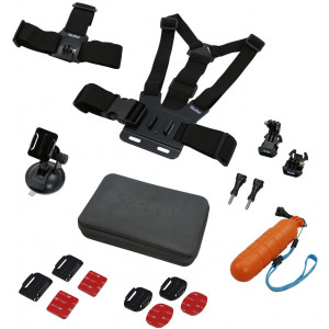 Rollei 21642 Accessory Mount Set Sport (17pcs) 21642