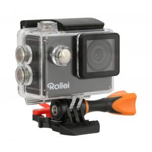 Rollei 40301 Actioncam 350 Black (ΕΩΣ 3 ΑΤΟΚΕΣ ΔΟΣΕΙΣ)