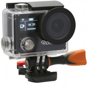 Rollei 40302 Actioncam 430 Black Wifi 40302 (ΕΩΣ 3 ΑΤΟΚΕΣ ΔΟΣΕΙΣ)