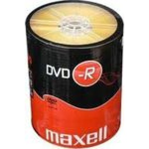 Maxell DVD-R 16x 120min 4,7Gb 100 Spindle