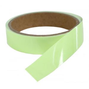 GENIUS IDEAS αυτοκόλλητη ανακλαστική ταινία 016250, πράσινη, 2cm x 2m 016250