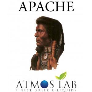 ATMOS LAB υγρο ατμισματος Apache, Mist, 0mg νικοτινη, 10ml 02-000049