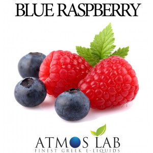 ATMOS LAB υγρο ατμισματος Blue Raspberry, Mist, 6mg νικοτινη, 10ml 02-000277