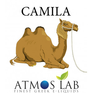 ATMOS LAB υγρο ατμισματος Camila, Mist, 0mg νικοτινη, 10ml 02-000337