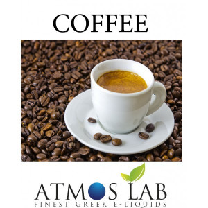 ATMOS LAB υγρο ατμ/τος Coffee (Espresso), Balanced, 0mg νικοτινη, 10ml 02-000705
