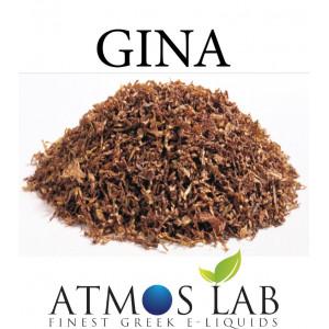 ATMOS LAB υγρο ατμισματος Gina, Balanced, 6mg νικοτινη, 10ml 02-000869