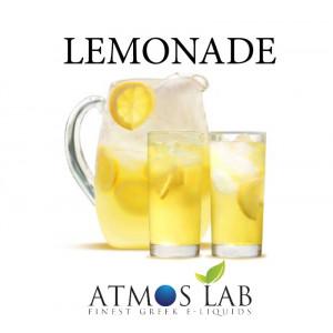 ATMOS LAB υγρο ατμισματος Lemonade, Balanced, 0mg νικοτινη, 10ml