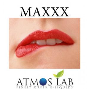 ATMOS LAB υγρο ατμισματος MAXXX, Balanced, 0mg νικοτινη, 10ml 02-001345