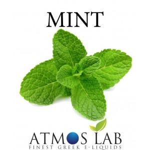 ATMOS LAB υγρο ατμισματος Mint, Mist, 0mg νικοτινη, 10ml 02-001457