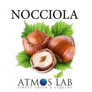 ATMOS LAB υγρο ατμισματος Nocciola, Balanced, 0mg νικοτινη, 10ml 02-001473