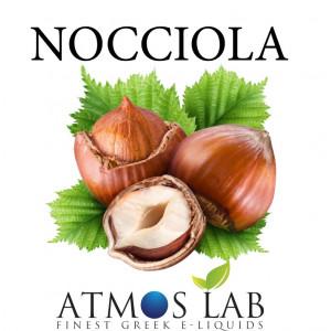 ATMOS LAB υγρο ατμισματος Nocciola, Balanced, 6mg νικοτινη, 10ml 02-001477