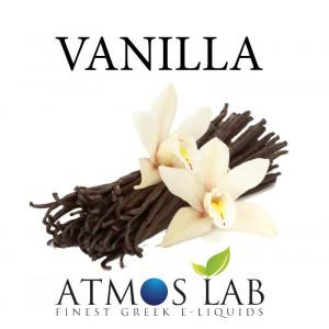 ATMOS LAB υγρο ατμισματος Vanilla, Balanced, 6mg νικοτινη, 10ml 02-002053