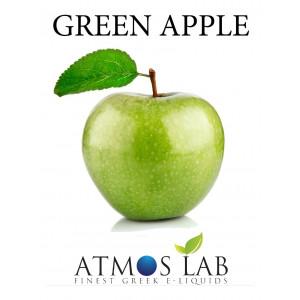 ATMOS LAB υγρο ατμισματος Green Apple, Mist, 3mg νικοτινη, 10ml 02-002859