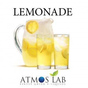 ATMOS LAB υγρο ατμισματος Lemonade, Mist, 3mg νικοτινη, 10ml 02-002863