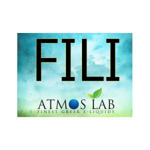 ATMOS LAB υγρο ατμισματος Fili, Balanced, 6mg νικοτινη, 10ml 02-020033