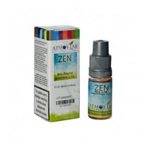 ATMOS LAB υγρο ατμισματος Zen, Balanced, 3mg νικοτινη, 10ml 02-020047