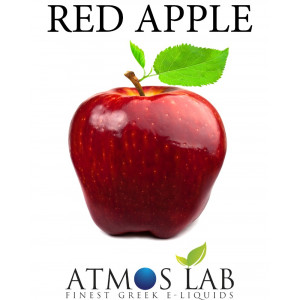 ATMOS LAB υγρο με γευση Red Apple για υγρο ατμισματος (DIY), 10ml 04-000054