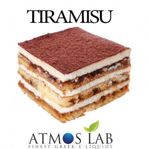 ATMOS LAB υγρο με γευση Tiramisu για υγρο ατμισματος (DIY), 10ml 04-000062