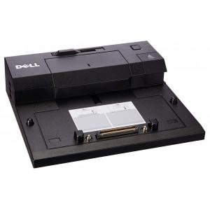 DELL Docking Station 0GN636 για Dell laptop, USB 3.0, μαύρο 0GN636