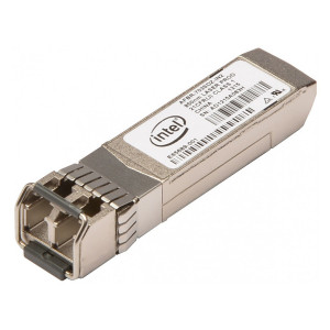 INTEL used Multi-mode Fiber SFP Dell 0R8H2F, 10GBase-SR, 300m 0R8H2F