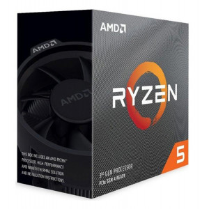 AMD CPU Ryzen 5 3600, 3.6GHz, 6 Cores, AM4, 35MB, Wraith Stealth cooler 100-100000031BOX