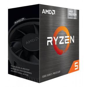 AMD CPU Ryzen 5 5600G, 3.9GHz, 6 Cores, AM4, 19MB, Wraith Stealth cooler 100-100000252BOX