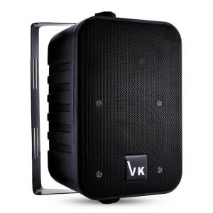 VOICE KRAFT Ηχείο 1050-BL 4, 2 δρόμων, bass reflex, 110W, μαύρο 1050-BL
