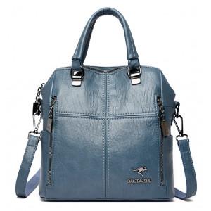 BALIDAISHU γυναικεία τσάντα ώμου 1319-BLUE, μπλε 1319-BLUE