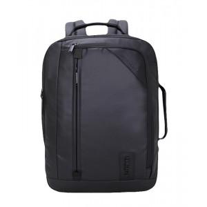 ARCTIC HUNTER τσάντα πλάτης 1500346-BK, laptop, αδιάβροχη, μαύρη 1500346-BK