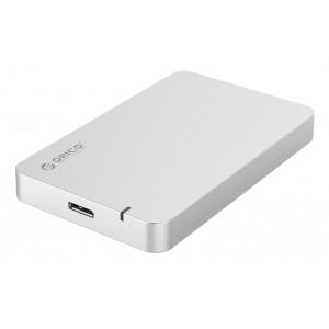 ORICO εξωτερική θήκη για 2.5 HDD 2569S3, USB 3.0, 4TB, 5Gbps, ασημί 2569S3-V2-SV-BP