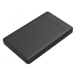 ORICO εξωτερική θήκη για 2.5 HDD 2577U3, USB 3.0, 5Gbps, 2TB, μαύρη 2577U3-BK-BP