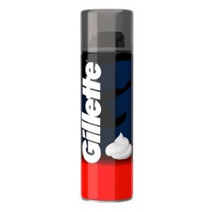 GILLETTE Αφρός ξυρίσματος Regular, 300ml 3014260302733