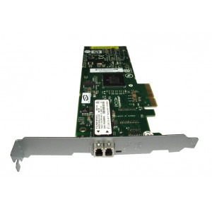 HP used Server Ethernet Adapter NC373F, 1Gbps, PCI-E 133MHz, 1000Base-SX 395864-001