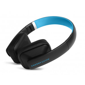 ENERGY SISTEM Bluetooth headphones BT2 με μικροφωνο, 93dB, μαυρο-μπλε 396894