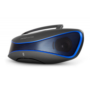 ENERGY SISTEM Φορητο ηχειο Music Box BΖ6 2.1ch, BT/USB/SD/FM, 12W, μαυρο 396948