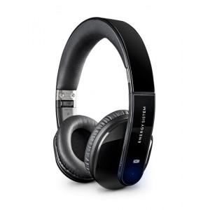 ENERGY SISTEM headphones BT5+, Bluetooth, NFC, με μικρόφωνο, 40mm, μαύρα 399307